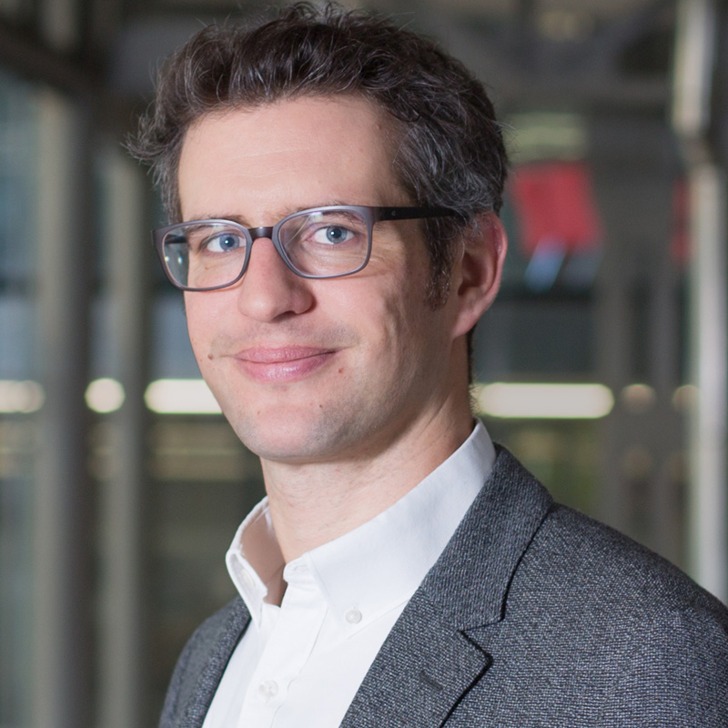Maxime Baud - Principal Investigator